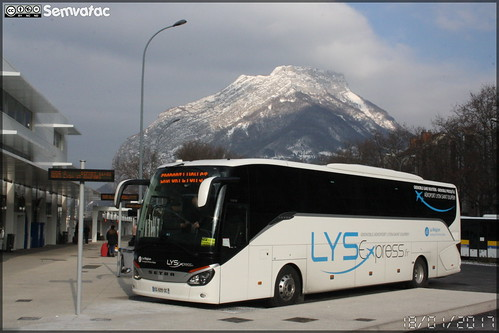 Setra S 516 HD - Faure Vercors / Rhône-Alpes