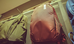 Thule Subterra travel bag collection 05 (Rodel Flordeliz) Tags: thule subterra bags bikes thulebags travelbags travellingbags luggage carryon