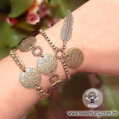 Pulseiras - SWEET LUCY (SWEETLUCY.COM.BR) Tags: pulseiras pulseirasfemininas pulseiraparamulheres pulseirasdamoda pulseirasonline lojaonlinepulseiras sweetlucy lojasweetlucy bijuterias bijuteriassweetlucysweetlucy lucy pulseiraslindas comprarpulseirassp