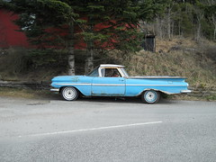 1959 Chevrolet Elcamino (belgensyd) Tags: 1959 chevrolet elcamino old car