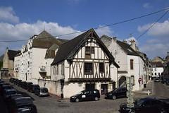 _DSC0437 Beaune, Bourgogne (Marie-Annick Vigne. + 1'000'000. Merci. Thanks) Tags: beaune bourgogne france colombages