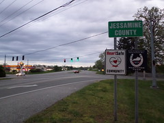 Jessamine County, Kentucky (Irish Colonel) Tags: usa kentucky 120countiesproject countysigns signs jessamine county jessaminecounty