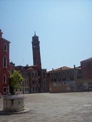 Venice (2009) (alexismarija) Tags: venice italy venezia italia santostefano santostefanotower tower leaningtower architecture history
