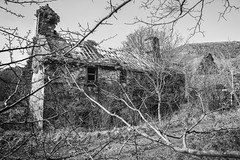Pen y Bryn Farmhouse (ShrubMonkey (Julian Heritage)) Tags: dorothea quarry nantlle house slate disused derelict abandoned forgotten ruin ruined eerie landscape wales building secluded isolation mountains snowdonia sonyalpha penybryn farmhouse rural decline
