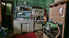 Rose's Farmhouse (17) (Darryl W. Moran Photography) Tags: urbandecay abandonedfarmhouse frozenintime leftbehind oldfarm urbex urbanexploration darrylmoranphotography oldfurniture
