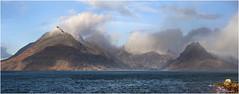 Cuillin Peaks (The Terry Eve Archive) Tags: elgol skye lochscavaig cuillins scotland mountains westcoast