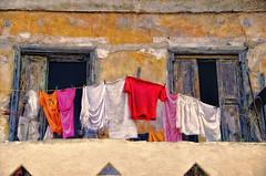 Havana Balcony 17 (Artypixall) Tags: cuba havana balcony windows shutters clothes clotheslines facade streetscene faa getty