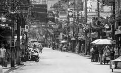 patong phuket (Greg Rohan) Tags: shoppers shopping shops street thailand phuket patong blackwhite blackandwhite photography 2017 d7200 bw
