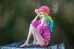 N°01 Sigma 135mm f/1.8 ART (maoby) Tags: rouge sigma 135mm art f18 sigma135mmf18art figurine elle she figure toys nikon d600