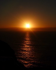 Sagres sunset, Portugal (LucyGeater) Tags: europe globe traveller travel sunbeams lastlight landscape endoftheworld sagres portugal sea sunset