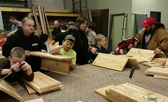 Building Duck Houses