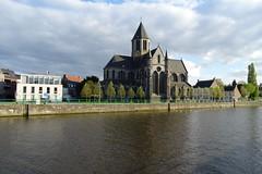 20170422 37 Oudenaarde - Onze-Lieve-Vrouwekerk (Sjaak Kempe) Tags: 2017 lente sjaak kempe sony dschx60v belgië belgique belgium oudenaarde schelde onzelievevrouwekerk