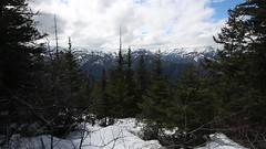 Panoramic view on Tiptop - west end (johnwporter) Tags: hiking scramble cascades northcascasdes mountains nationalforest wenatcheenationalforest wenatcheemountains tiptop 徒步 爬行 喀斯喀特山脈 北喀斯喀特山脈 山 國家森林 韋納奇國家森林 韋納奇山脈 絕頂山 atx116prodx tokinaaf1116mmf28 wideangle wideanglelens 廣角 廣角鏡 video panorama 影片 全景