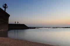 捕景人 (Lavender0302) Tags: 夕陽 六塊厝 屯山 淡水 新北市 台灣 taiwan sunset bluehour