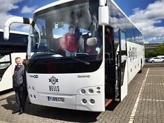 Bell's Coaches YJ09 CTU (TEN6083) Tags: coach gateshead intumetrocentre safarihd temsa yj09ctu bellscoaches bus nebuses