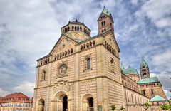 "Speyer Cathedral • <a style=""font-size:0.8em;"" href=""http://www.flickr.com/photos/45090765@N05/34144051985/"" target=""_blank"">View on Flickr</a>"