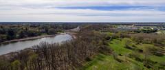 Asylum Lake Preserve (bill.d) Tags: sunny drone djiphantom3standard spring kalamazoocounty asylumlakepreserve us flying nature park unitedstates outdoor kalamazoo michigan