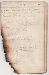 7-13 Jun 1915 (wheresshelly) Tags: ww1 wwi world war 1 australia gallipoli egypt military australian 4th field ambulance anzac morton wilfred