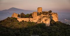 Château de GICON | Chusclan (KANGARAW) Tags: chateau gicon sommet mont ventoux géant provence monts vaucluse préalpes du sud chusclan bagnolssurceze vénéjan coucher de soleil