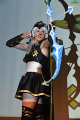 Ashe - Kamo Con 2 (Mayaneku) Tags: ashe leagueoflegends cosplay portrait game