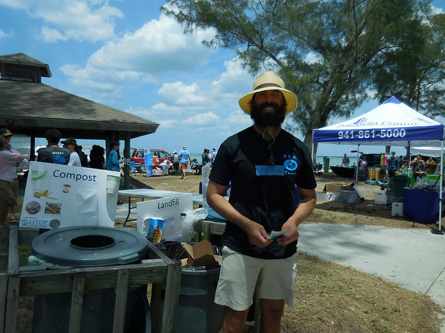 Seagrass Survey 2017 - Composting 3