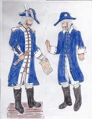 Treasure Island - Squire Trelawny (Kairillia) Tags: stitcher stitching treasure treasureisland island play theatre coat squire trelawny
