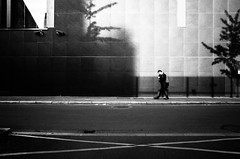 272/365 (alex bo.) Tags: 365 365project ricoh ricohgr street streetphotography urban city shadow shape people nantes rue noiretblanc noir blackandwhite monochrome bw