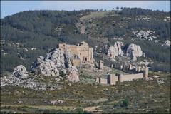 Castillo de Loarre (Aragón, España, 21-4-2017) (Juanje Orío) Tags: loarre provinciadehuesca aragón españa spain 2017 castillo castle biendeinteréscultural muralla europa europeanunion