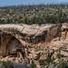 Cliff Canyon ruins and mesa top