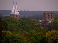 Southwell Minster. Nottingham. Apr 2017 (SimonHX100v) Tags: southwellminster nottingham nottinghamshire landscape landscapephotography gradeilistedbuilding gradei gradeilisted grade1listed southwell spring spring2017 april april2017 simonhx100v sonydschx100v sonyhx100v hx100v minster cathedral outdoor outdoors outside tree trees woodland forest countryside building buildings historicengland unitedkingdom uk england english greatbritain britain british eastmidlands