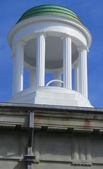 Barnstable County Courthouse Cupola (Barnstable, Massachusetts) (courthouselover) Tags: massachusetts ma courthouseextras barnstablecounty barnstabletown barnstable newengland northamerica unitedstates us