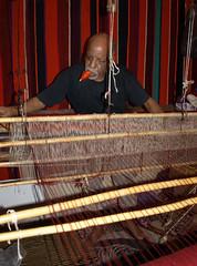 Carpet maker, Morocco (Neal J.Wilson) Tags: morocco marrakech marrakesh carpets weaving traditionalcrafts carpetmaker