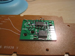 "Step 8: Solder the wires • <a style=""font-size:0.8em;"" href=""http://www.flickr.com/photos/61091961@N06/8965790020/"" target=""_blank"">View on Flickr</a>"
