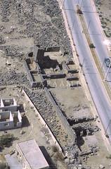 Sama (APAAME) Tags: church flight2 flying2006 jadis2620003 jadis2620014 megaj7093 megaj7570 roman samaessarhan village scannedfromslide aerialarchaeology aerialphotography middleeast airphoto archaeology ancienthistory