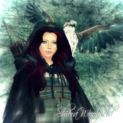 Shiera Woolfield (CrossroadsGdR) Tags: portrait 3d avatar secondlife rpg gdr shiera pyke