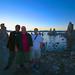 Casey, Cliff, and Al at Mono Lake