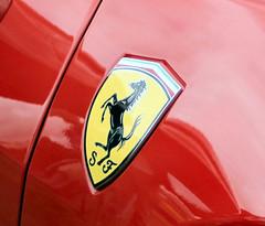 Scuderia Ferrari (Petleg9) Tags: car italian enzo essex rochford classiccarshow thelawns scuderiaferrariredsports