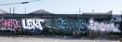 (Runtrains) Tags: graffiti oakland peros rekn lekt runtrains