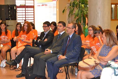 Campus científicos de verano Murcia