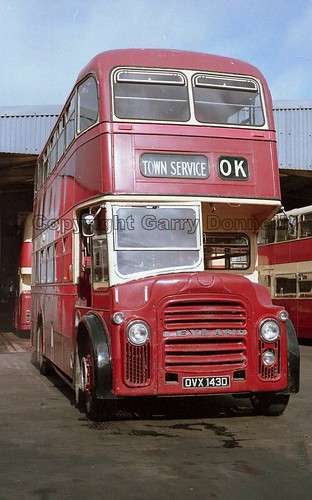 OK Motor Services, Bishop Auckland OVX 143D
