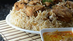 ulta biryani (VahChef @ http://www.vahrehvah.com/) Tags: food cooking recipe dish indian curry andhra sanjay punjabi biryani nonveg vegeteraian pakisatni thumma hyderabadichickenbiryani vahchef chickentikkabiryani vahrehvah hyderababdi chickenbiryaniarabic hyderabadichickenbiryaniarabic chickenbiryaniarabicmakloubehrice saudichickenbiryanirecipe chickenbiryanirecipe chickenbiryanihyderabadi iraqichickebbiryani kamalhassanbiryani fishbiryanirecipe chickenberiyani chiecknbiryani easiestchickenbiryani gravyforbiryani restarentchickenbiryani fastchickenbiryani bajiaschickenbiryani