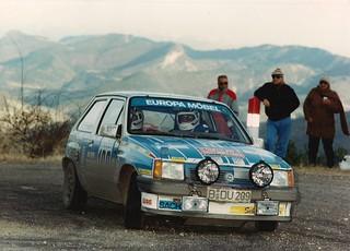 Rallye Monte Carlo 1993 - Opel Corsa