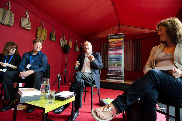 Colm Toibin hosts a reading workshop on Sons and Lovers