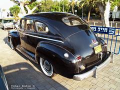 1947 Plymouth Special DeLuxe (Yohai_Rodin) Tags: classic cars car club israel 5 five tel aviv אביב תל מכונית מועדון מכוניות היכל נוקיה קלאסית קלאסיות החמש