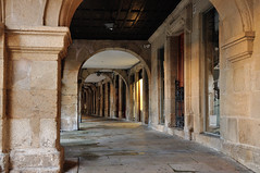 Santiago de Compostela's Old Town (J-Fish) Tags: spain europe unescoworldheritagesite unesco walkway santiagodecompostela d300s 1685mmf3556gvr 1685mmvr
