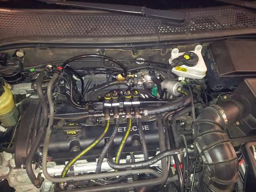 """Ford Focus 1.6 16v <a style=""""margin-left:10px; font-size:0.8em;"""" href=""""http://www.flickr.com/photos/104493258@N06/10125724915/"""" target=""""_blank"""">@flickr</a>"""