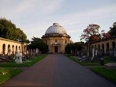 Brompton Cemetery Chapel (Scouse Smurf) Tags: west london cemetery chelsea royal chapel borough kensington brompton