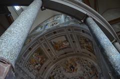 Verona (Giorsch) Tags: italien italy church italia dom basilica chiesa verona duomo domus gotik cattedrale dme gotico veneto romanesqueart nicol romanik bassorilievo gothicart venetien arteromnico artgothique santamariamatricolare venezien flachrelief santamariamatricolar fassadenportal arteromaica