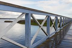 Pedestrian bridge - Sweden (paulbunt60) Tags: bridge sweden brug zweden vanersborg