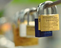 Michael & Jess (Long Road Photography (formerly Aff)) Tags: love keys 50mm prime michael nikon bokeh lock melbourne jess d90 ipiccy